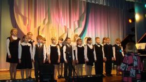 Хоровой коллектив хорового класса