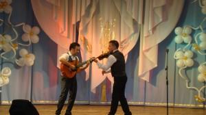 Степан Мезенцев и Петр Маланов