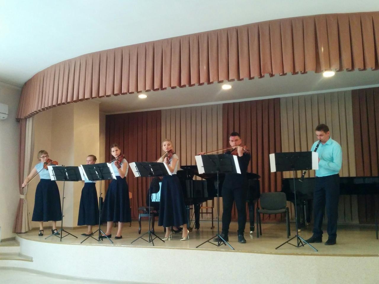 V Открытый областной фестиваль-конкурс ансамблевого музицирования на оркестровых инструментах «Виола+»