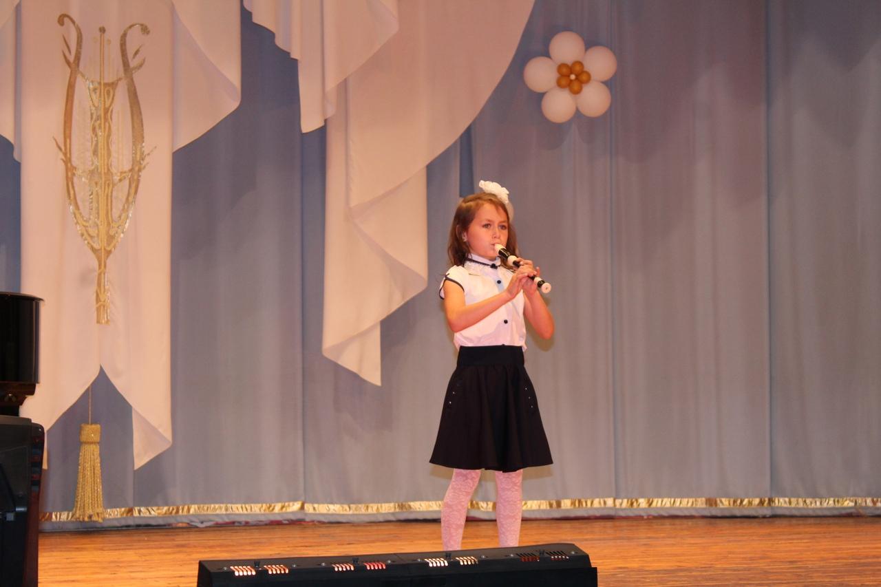 Первые в этом учебном году лекции детской филармонии