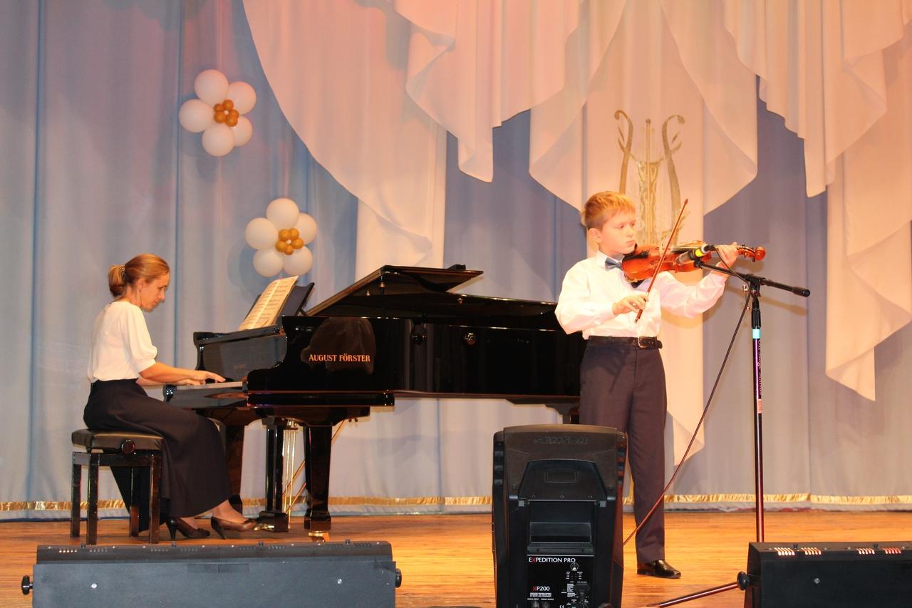 Концерт, посвященный Международному Дню музыки «Музыкальная шкатулка»